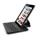 GPCT Bluetooth Keyboard with 360° Rotating Stand for Apple iPad Air and Air 2