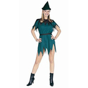 Adult Female Lady Robin Hood - One Size