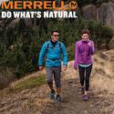 Merrell: 20% OFF All Merrell Clothing