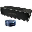 Bose SoundLink Mini II with Amazon Echo Dot