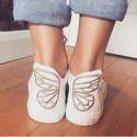 10% OFF with Sophia Webster classic lace-up sneakers purchase