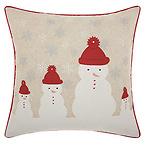 Snowmen Pillow