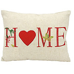 Holiday Home Pillow