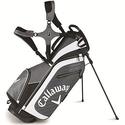 Callaway Highland Charcoal Black White Stand Bag