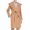 Weekend Max Mara Harlem Tie-Front Coat