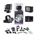 XtremePro HD 1080p Wifi Sports Camera Bundle with Mounts & Accessories