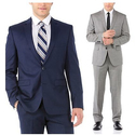 Vince Camuto 100% Wool Slim and Modern Fit Suits (2-Piece)