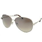 Valentino Silver Sunglasses