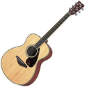 Yamaha FS720S Small-Body Folk Acoustic Guitar