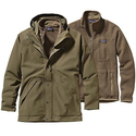 Men's Better Sweater 3-In-1 Parka