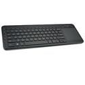 Microsoft Wireless All-In-One Media Keyboard - Black