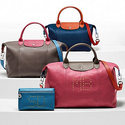 Century 21: Select Longchamp Handbags Start at $69.99