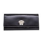 Versace Patent Leather Wallet