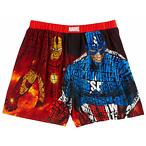 Marvel Men's Boxers