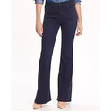 High-Rise Vintage Flare Jeans for Women