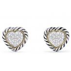 Effy Sterling Silver Earrings