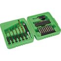 Kawasaki Drill Bit & Driver Bit Set 29-Pc