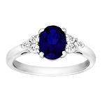 1 7/8 ct Sapphire Ring