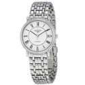 Longines Presence Automatic White Dial Stainless Steel Men's Watch