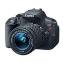 Canon EOS Rebel T5i DSLR Camera + 18-55mm Lens Bundle