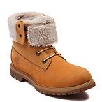 Women's Fleece Fold Boot