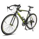Merax Finiss Aluminum 21 Speed 700C Racing Bike Shimano