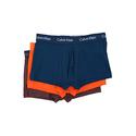 Calvin Klein Underwear Cotton Stretch Low Rise Trunk 3-Pack
