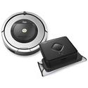 iRobot Roomba 860 Vacuuming Robot & Braava 380t Mopping Robot Bundle