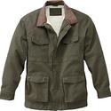 Gravel Gear Flex Wear 8.75-Oz. Sherpa-Lined Ranch Coat