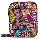Vera Bradley Factory Exclusive Mini Hipster Crossbody Bag