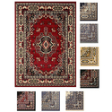 RegencyRugs Large Traditional 8x11 Oriental Area Rug Persian Style Carpet