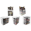 Sorbus Makeup-Storage Organizer Display-Case Set from $19.99