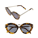 Karen Walker Lunar Flowerpatch 49mm Sunglasses