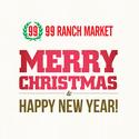 99 Ranch Market: 购物满$100立减$10 + 免运费