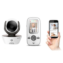 Motorola Baby Monitors with Video, WIFI and Dual Cameras from $39.99