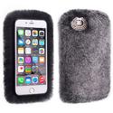Veatool iphone Rex Rabbit Fur 6 Plus Case