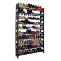 50-Pair Freestanding Shoe Rack