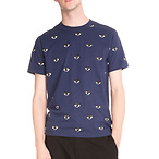 Kenzo Men's Eye-Print T-Shirt