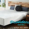 """Providence Hotel 10"""" Gel-Memory-Foam Mattress"""