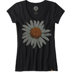 女款太阳花T恤