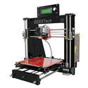 Geeetech 8mm Acrylic RepRap Prusa Mendel I3 3D Printer