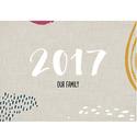 "8.5""x11"" Personalized Wall Calendar"