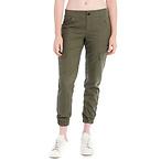 军绿色休闲裤