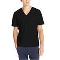 HUGO BOSS Men's Cotton-Blend Stretch V-Neck Sleep Top