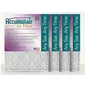 Accumulair Diamond Premium Air Filters (4-pack)