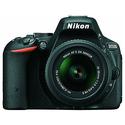 Refurbished Nikon D5500 24.2MP DX-format DSLR Camera with 18-55mm VR II Lens