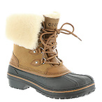 Crocs 女款防水雪地靴