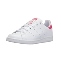 adidas Originals Girls' Stan Smith J Skate Shoe