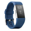 Fitbit Charge 2 Stainless Steel Heart Rate and Fitness Band