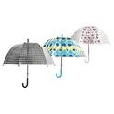 London Fog Bubble Auto Stick Umbrella 906